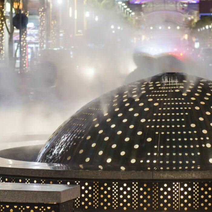 Downtown Summerlin Macy's Fountain