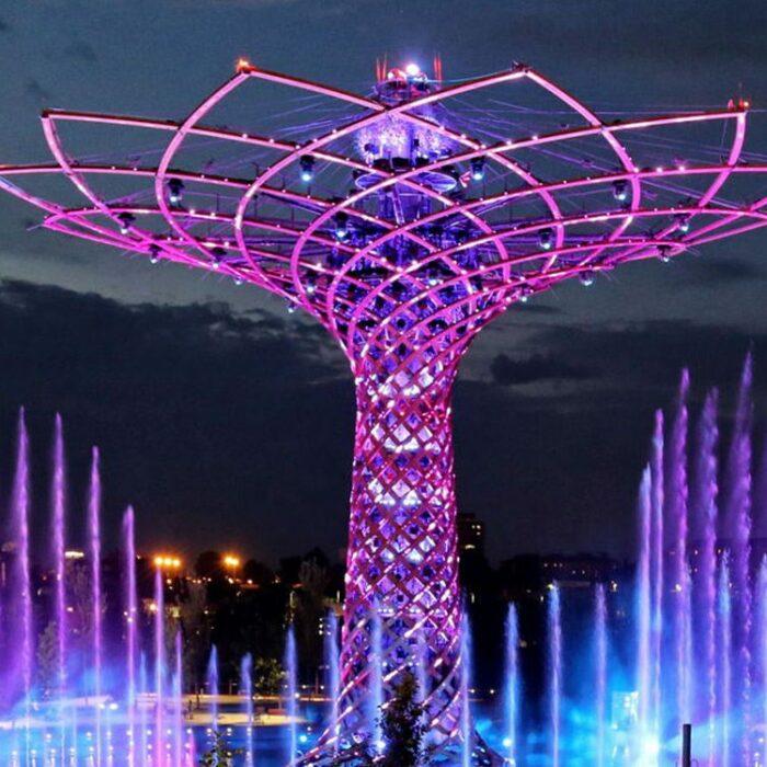 Expo Milano 2015 – The Tree of Life