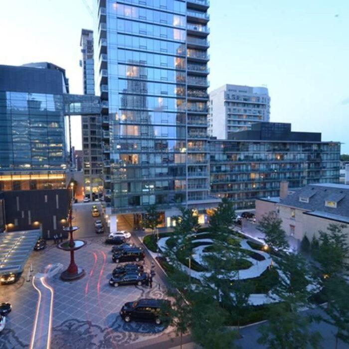 Four Seasons Hotel – Toronto
