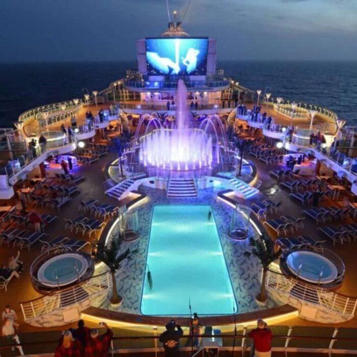 Royal Princess, Cruise Ship