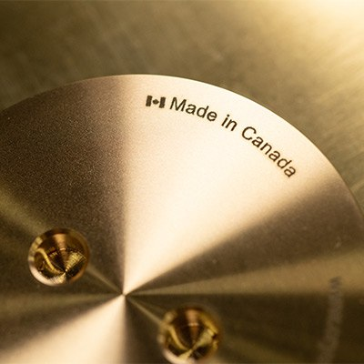 Proudly Designed and Made in Canada